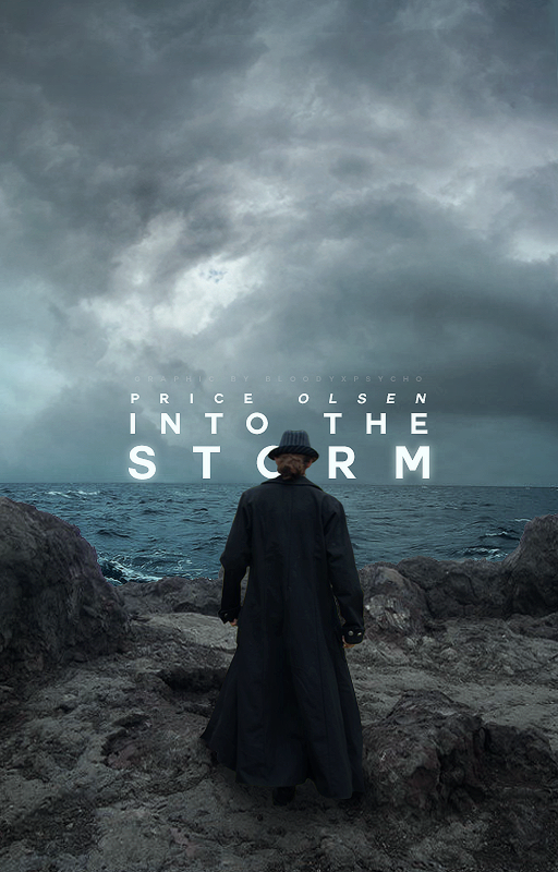 Into the Storm - manipulation by Ash-G