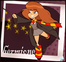 Hermione by Captain-Paulo