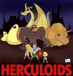 Herculoids by Captain-Paulo