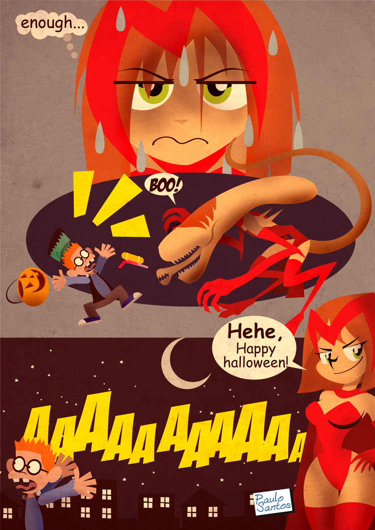 Halloween 02 by Captain-Paulo