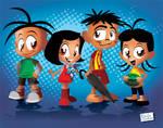 Monica's Gang