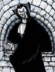 Vampire by SmokestackJones