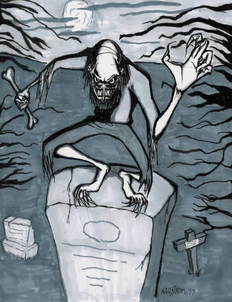 Ghoul by SmokestackJones