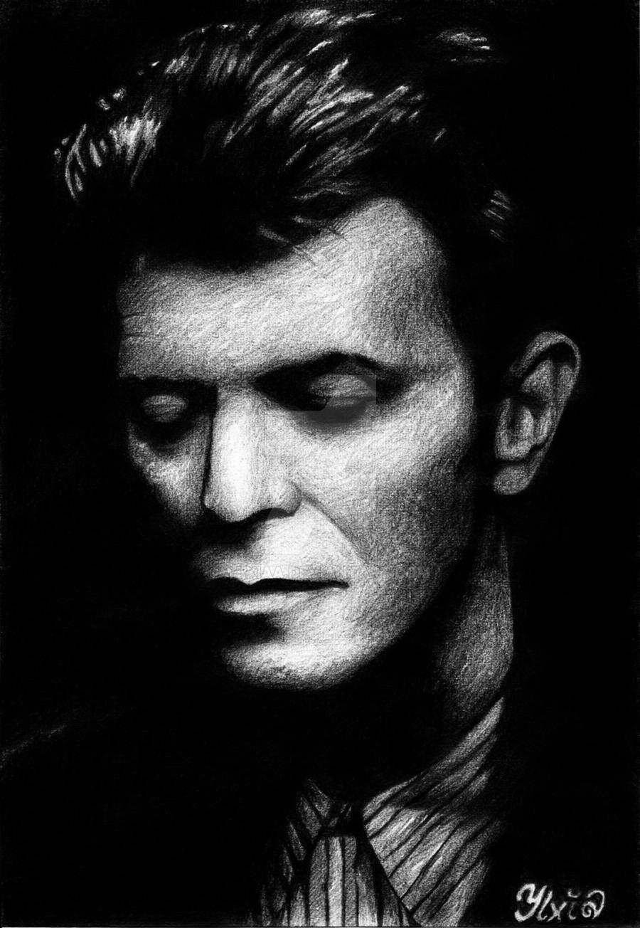 David Bowie by ylxiaa