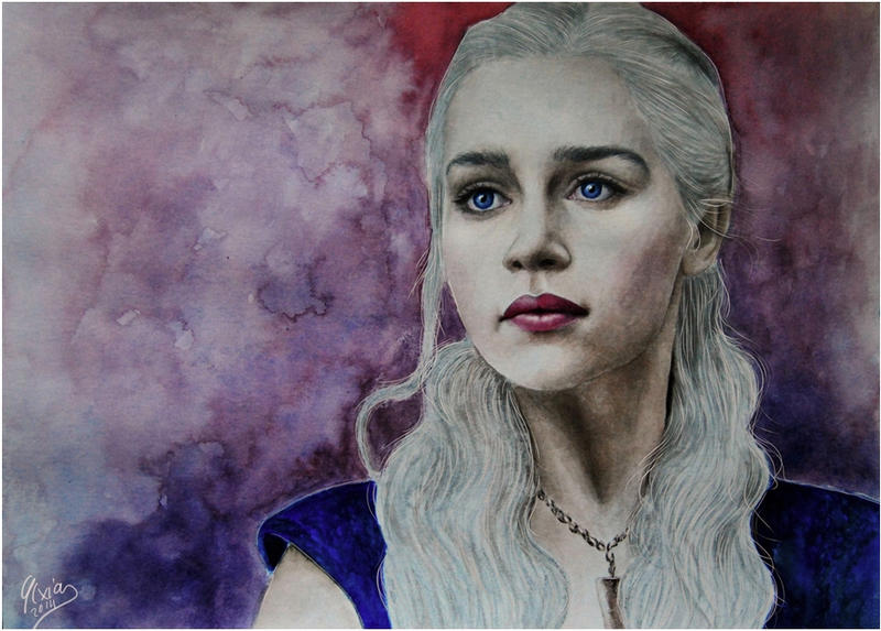 Khaleesi by ylxiaa