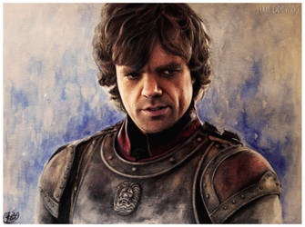 Tyrion Lannister by ylxiaa