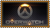 Overwatch Stamp by Bossustamps