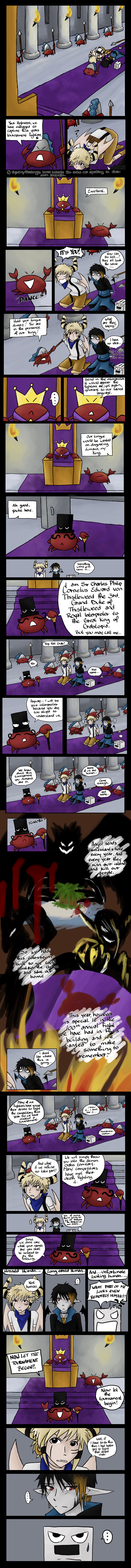 TOR - Round 2 - Part 7 by Shes-t
