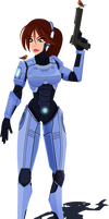 We need a Robocop Disney Princess!