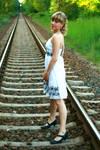Girl On Rails.
