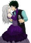 (Adult) Midoriya and (Adult) Eri