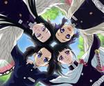 Butterfly Girls (Demon Slayer)