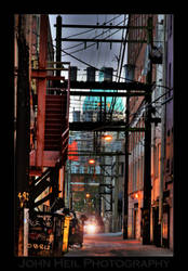 .Cambie Alley. by EleCtrOfunK