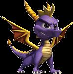 Spyro by charrytaker