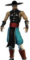 kung lao 2 by charrytaker