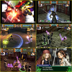 shaman king power of spirit ps2 by charrytaker