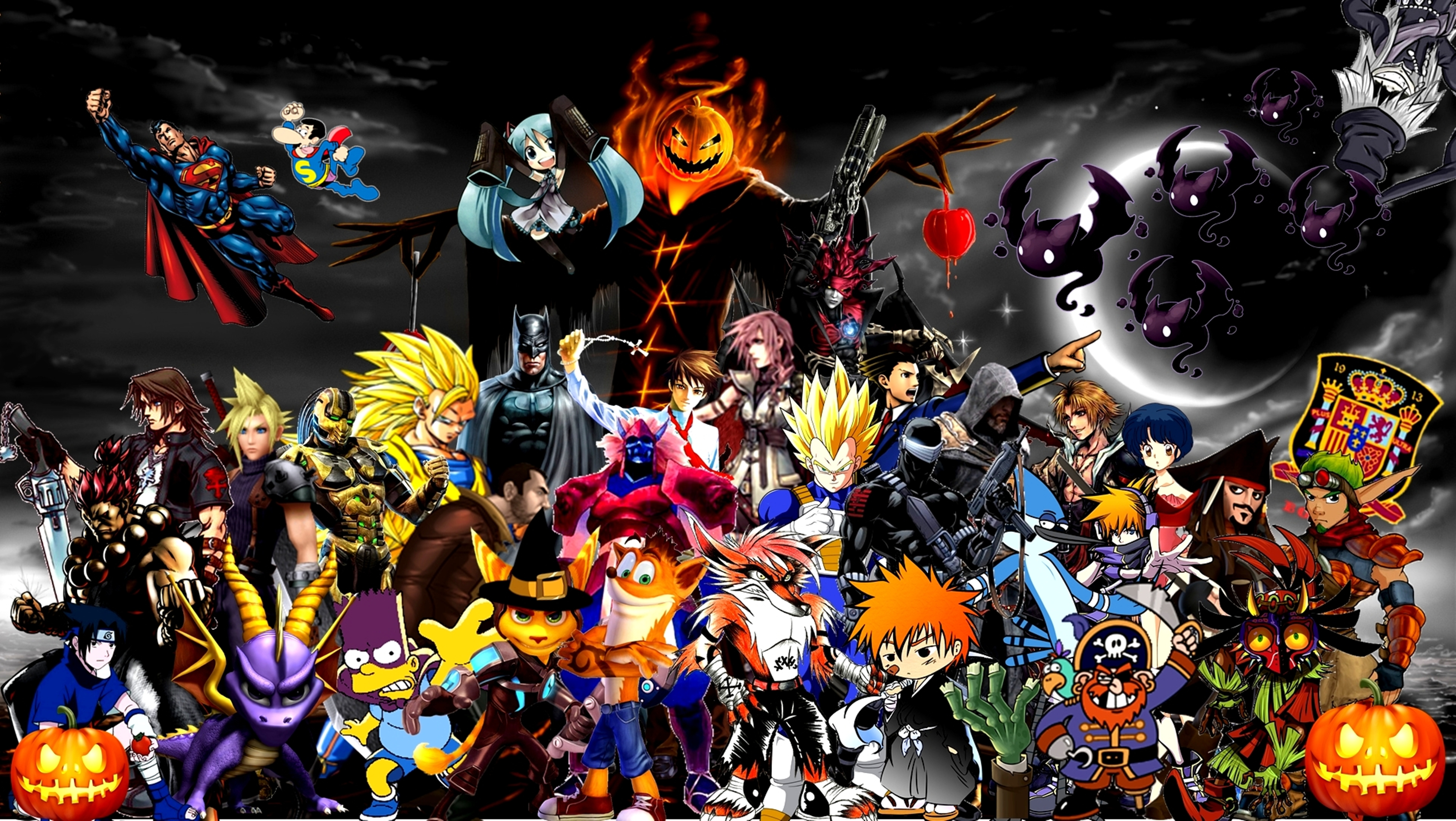 Halloween-wallpaper 03 Full-horz 5011 by charrytaker