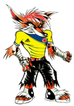 Crash seleccion colombia.
