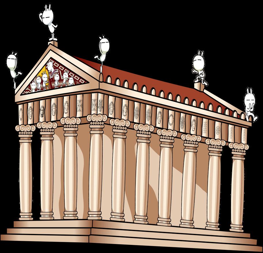Capitolio - Tuzki 2019!!! by charrytaker
