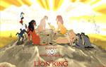 The Lion King: Ten Years Old