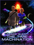 Space Quest: The Time Machination by Akril15