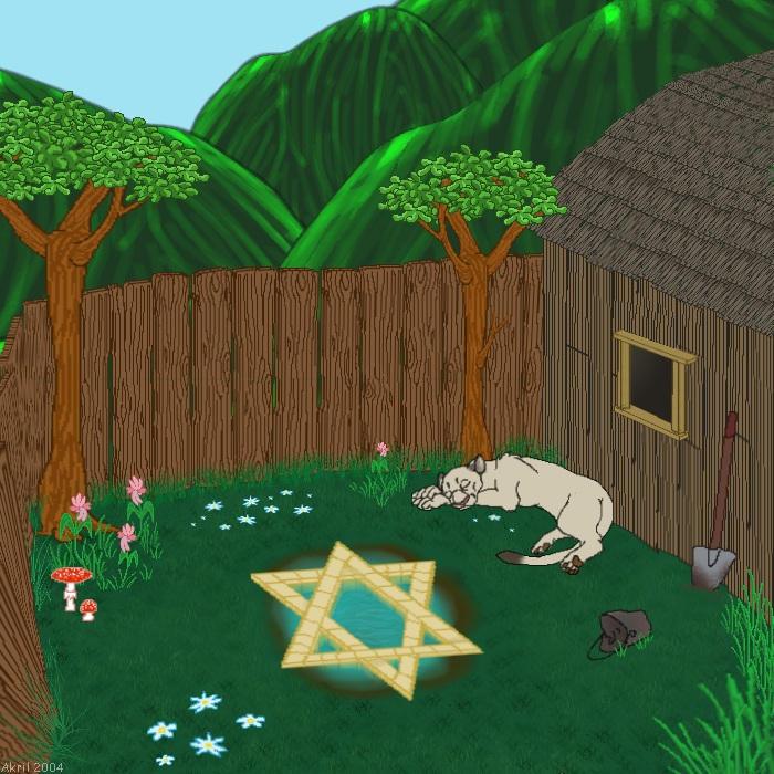 Third Vertex Scene 2 by Akril15