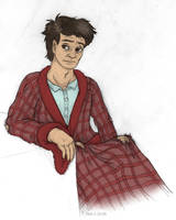 Arthur Dent by Akril15