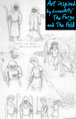 LOOM-Sketches from the Sequels