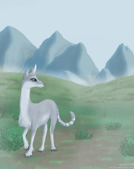 South American Unicorn