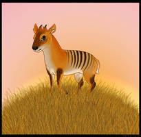 Poor Man's Zebra by Akril15