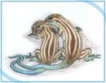 Whiptail Love