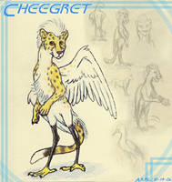 Cheegret by Akril15