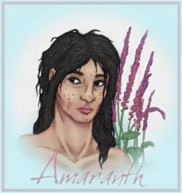 Amaranth by Akril15