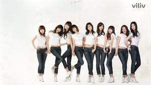 SNSD by vincentthan