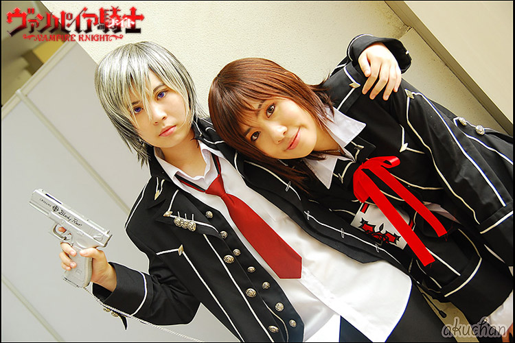 Vampire Knight - Zero and Yuki by r-kira on DeviantArt Zero Vampire Knight Cosplay