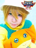 Digimon 02 - Takaishi Takeru 2 by r-kira