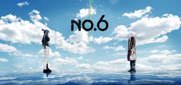 No.6 Shion and Nezumi by r-kira