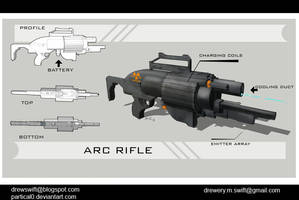 ARC Rifle Production Guide by partical0