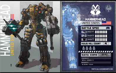 Hammerhead Jager