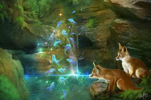 The Mystic Pond