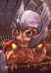 The Owlvengers - The Owl of Thunder