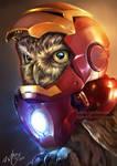 The Owlvengers - Iron Owl