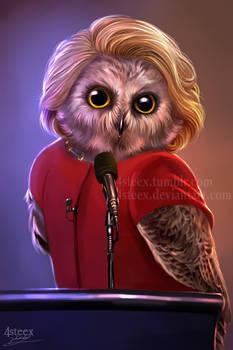 USA elections 2016 - Owlary Clinton