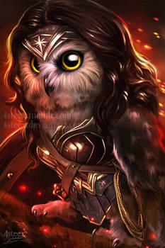 Justice League - Wonder Owl