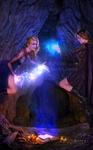 commission: 'Lady Excalibur V' ebook cover