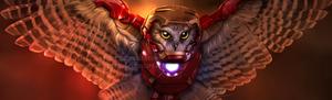 Iron owl returns