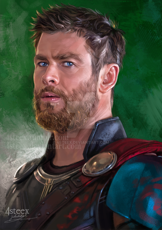 Thor by 4steex