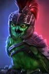 Gladiator Owlk  (Ragnarok )