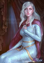 commission: Aisha by 4steex