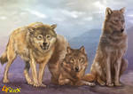 commission: wolves